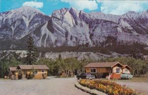Canada The Palisades Motel and Lodge Jasper National Park Alberta