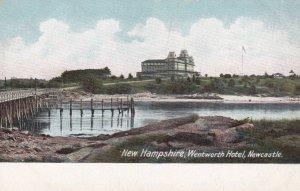 NEWCASTLE, New Hampshire, 1900-1910's; Wentworth Hotel