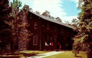 Minnesota Itasca State Park The Douglas Lodge