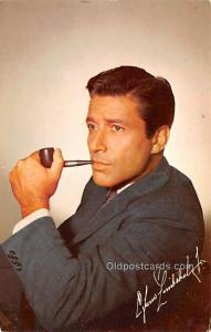 Efrem Zimbalist Movie Star Actor Actress Film Star Postcard, Old Vintage Anti...