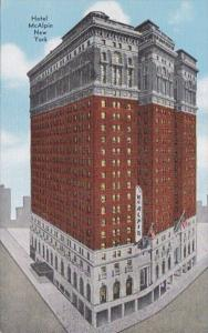 New York City Hotel McAlpin