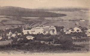 Vue Generale Sur Les Grands Hotels, Vittel (Vosges), France, 1900-1910s