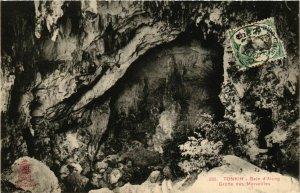 CPA AK INDOCHINA Tonkin Grotte des Merveilles VIETNAM (957320)