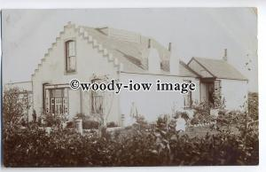 tp9195 - Kent - Early View of Unknown Residence & Family, c1909  - postcard