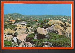 Landscape Aruba Netherlands Antilles Postcard BIN