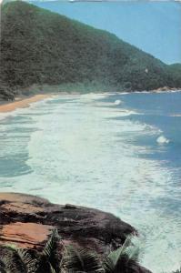 Brazil Litoral Norte Sea Waves Landscape