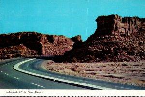 New Mexico Albuquerque Interstate 40