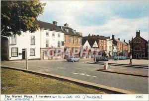 Modern Postcard The Market Palace Atherstone