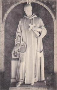 france Dauphine La Chartreuse La Statue de St Bruno