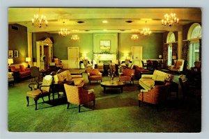 LaGrange Park IL, Plymouth Place Inc, Chrome Illinois Postcard