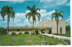 Florida Saint Leo The Library Saint Leo Abbey