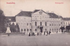 Szombathely Hungary Old Postcard