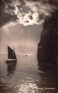 Kullaberg Sommarnatt 1949
