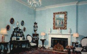 Mobile, AL, Bellingrath Gardens, Home, Morning Room, Vintage Postcard g8408