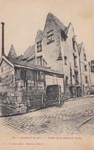 Saumur (Maine et Loire), France, 1900-1910s ; Palais de la Reine de Sieile