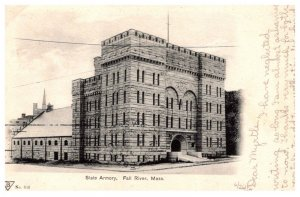 Massachusetts  Fall River State Armory