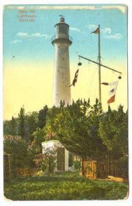 Gibbs Hill Lighthouse, Bermuda, 1900-1910s
