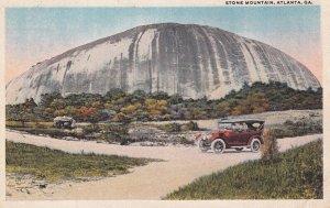 ATLANTA, Georgia, 1910-1930s; Stone Mountains