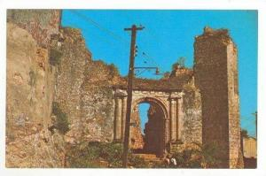 Ruins of San Francisco Convento,Santo Domingo,Dominican Republic 1960-70s