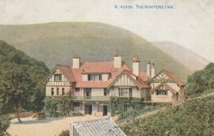 HEDDONSMOUTH , Devon, 00-10s ; The Hunter's Inn