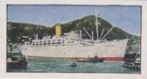 Golden Grain Tea Vintage Trade Card 1970 Passenger Liners No 1 Himalaya