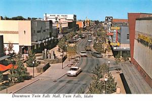 Downtown Twin Falls Mall - Idaho