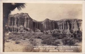 California Red Rock Canyon White House Cliffs And Royal Gateway 1926