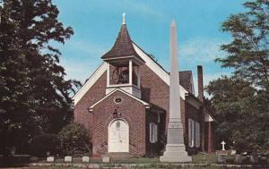 Old Christ Church - Dover DE, Delaware