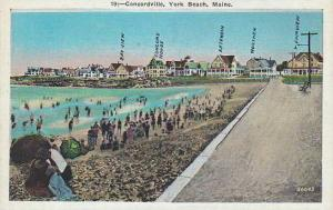 Maine York Beach Concordville