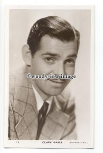 b3888 - Film Actor - Clark Gable - postcard