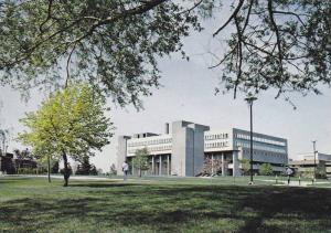 Mathematics & Computer Building, University Of Waterloo, Waterloo, Ontario, C...