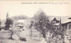 Pennsylvania Hamarville Convalescent Home Artvue