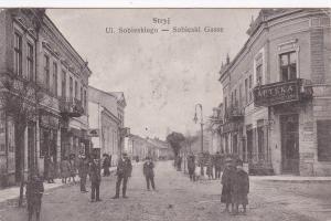 STYJ, Ukraine, PU-1915 Ul. Sobieskiego - Sobieski Gasse