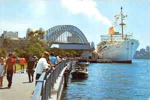 Sydney Australia Overseas Terminal, Circular Quay Sydney Overseas Terminal, C...