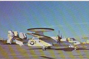 U S NAVY GRUMMAN E-2C HAWKEYE