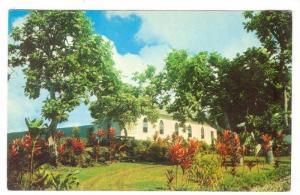 St Benedict's Catholic Church, Honaunau , Kauai-Kona , Hawaii , 40-60s