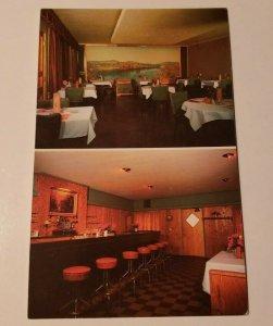 Vintage Postcard Union Hotel And Restaurant Fishkill New York Unused