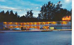 Canada Schell Motel Vernon British Columbia