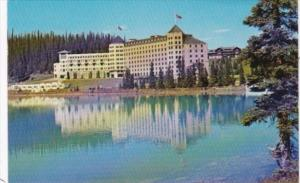 CHateau Lake Louise Canadian Rockies 1966