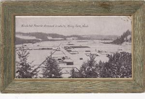 MOSSY PARK , Washington , 1900-10s ; Klichitat Prairie in Winter