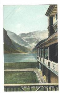 Lake Louise from Chalet , Alberta , Canada , 00-10s