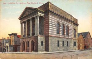 Massachusetts  New Bedford    Institution for Savings  Bank