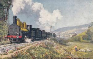 Chemin de fer d'Orleans Ver-7 , France , 00-10s ; Railroad Train : TUCK