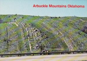 Oklahoma Davis Arbuckle Mountains