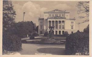 RP: LATVIJA. Nacionala opera. RIGA , PU-1938