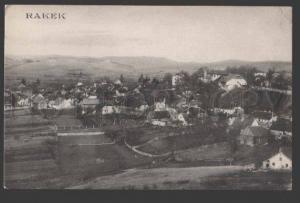 114013 Slovenia RAKEK view Vintage postacrd