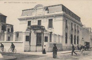 SAINT NAZAIRE , France, 1910-20s; La Banque de France