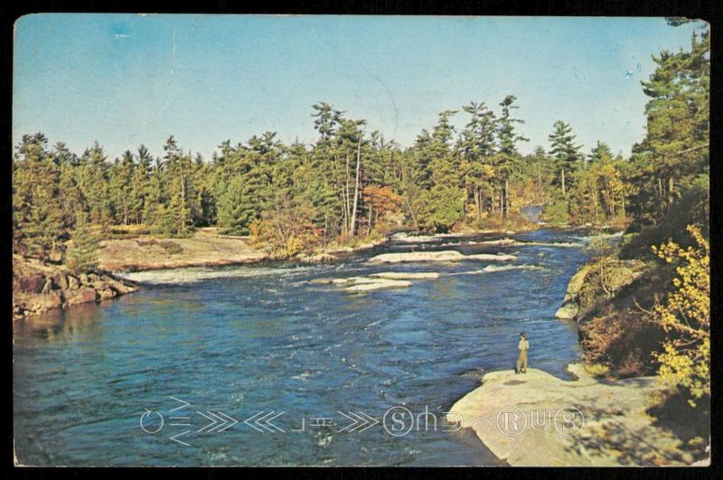 Five Finger Rapids - The Famous French River Area