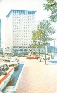 Mexico City, Hotel Fiesta Palace, Reforma Boulevard