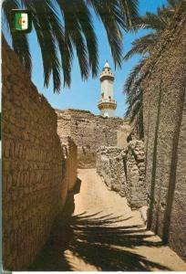 Algeria, Algerie, Bou Saada, The Mosque, 1978 used Postcard
